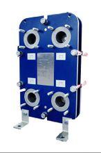 titanium heat exchanger condenser and evaporator