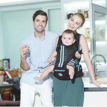 Ubela brand Macrons Series Newborn child Baby carrier