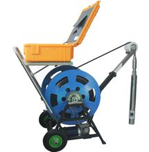 Portable Underwater deep well inspection camera system