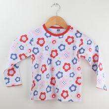 New 2017 Spring Autumn Thomas Boys Girls Long Sleeve T Shirts Cotton Children Kids