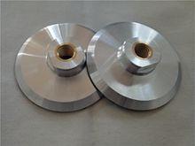 "4"" aluminum backer pad one set China factory"