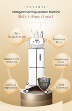 High quality multiple function Deluxe scalp care machine, skin care machine, scalp rejuvenation machine s66