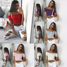 2017 Autumn Winter Knitted Sweater Sexy Pullover Women Crop Tops Plush Short Sleeve Chic Jumper Bodycon Sweaters CL340