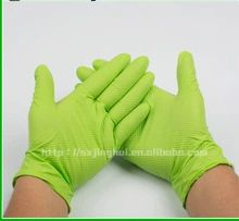 Best supplier disposable nitrile gloves