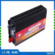 1000W Inverter Car Vehicle Voltage Inversor DC 12V to AC 220V Power Inverter Adapter Converter Car Travel Convert 12 v 220 v singl phase