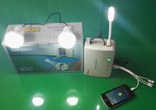 Photovoltaic solar power off-grid home lighting power energy-saving lighting LED
