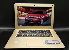 brand new computer PC notebook 14 inch led screen size fashion laptop at low cost