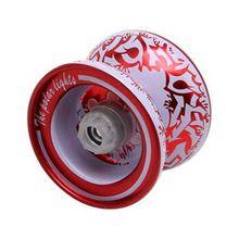 Free shipping----2018 High - grade alloy yo-yo three bearing yo-yo puzzle toys