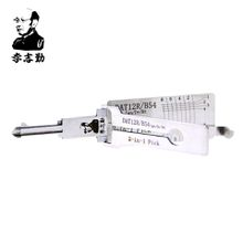 Mr. Li's Original Lishi DAT12R/B54 2in1 Decoder and Pick - Best Automotive Locks Unlock Tools on the Market