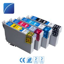 Whole sale ZH Ink cartridges T1631 Compatible For Epson Workforce WF-2010W WF-2510WF WF-2520NF WF-2530WF WF-2540WF WF-2750DWF Printer