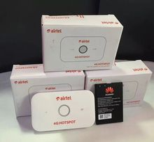150Mbps Huawei E5573 E5573Cs-609 Portable 4G LTE Pocket WiFi Router Support LTE TDD And FDD Network