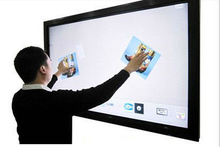 32inch free driver USB infrared touch screen,IR multitouch lcd touch screen panel/ir touch frame.