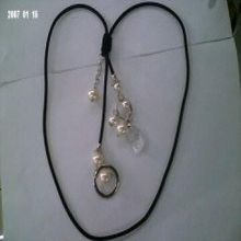 Metal alloy necklaces