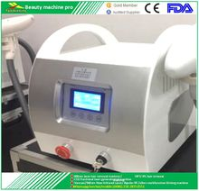 Nd.yag laser tattoo removal machine pigment ance clearance carbon laser skin rejuvenation CE LVD ECM approved multi wavelength CE approved