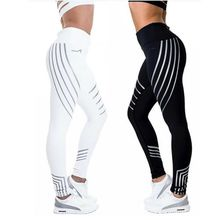 Women Yoga Pants Sports Running Sportswear Stretchy Fitness Leggings Seamless Tummy Control Gym Compression Tights Pants