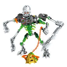 Skeleton blade, 70792 chemical warriors, BIONICLE puzzle bricks, toys, micro dealers