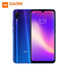 Original Xiaomi Redmi Note 7 Pro 6GB 128GB Octa Core Processor 48MP IMX586 Camera 4000mAh 6.3'' Water Drop Screen Snapdragon 675 4000mAh