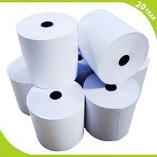 Custom Size Glossy Thermal Paper 57x50mm Thermal Paper Roll Wholesale