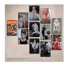 Retro wall decor poster vintage Tin Sign Bar Pub Home Wall Decor Retro Metal Art Metal Plate Plaques Finish