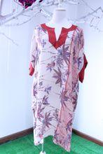 FR03 2017 100% NATURE SILK Plus Size New Women Long Sleeve V-Neck dress