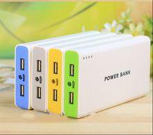 New Mobile Power Bank 50000mAh Powerbank Portable Charger External Battery 50000 mah Mobile Phone