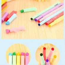 Heart/apple/lip/cloud multi-designs marker for emphasis highlighter fluorescent pen