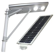 12V DC solar led light street with movement sensor