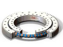 Single Row Four Point Contact Ball Slew Bearing(Series Q)