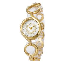 BELBI Luxury Quartz Battery Watches Famous Designer Women Stainless Steel Waterproof Ladies Silver Wrist Watch Gold Two Color for You