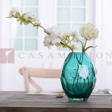 cylinder glass terrarium for home decoration,glassware