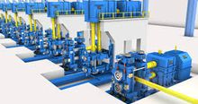 Hat Stud Machine Manufactured Steel Roll Forming Machine