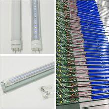 T8 LED Tubes Emergency 180mins 4ft 3ft 2ft AC85-265V 10-18W G13 Integrated Lights 90-100LM/W 2835SMD Lamps with Battery Motion Sensor