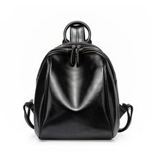 2018 New Fashion Women Backpack Lady Shoulder Bag Luxury Genuine Leather 3 Colors European American Styles Designs