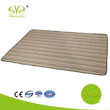 Hot selling Machine Washable Non-slip Outdoor Blanket Camping Mat