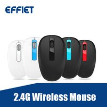 OEM Ergonomic 2.4G Optical Wireless Mouse silent click mute computer mice with nano receiver adjustable 1600 DPI Gaming mouse