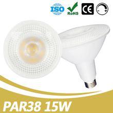 China Par38 Supplier Led Lighting Par38 15W Dimmable 2700K/3000K Led Flood Light Fixtures UL ES Listed
