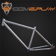 Comeplay Custom Super Light Titanium Mountain Bicycle Frame MTB Bike Frame