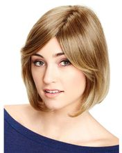 SHORT BOB OMBRE LACE WIG PERUVIAN FRONT LACE HUMAN HAIR WIG 10 INCH BLONE HAIR WIGS