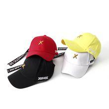 Wholesale 2018 new hot sale Men Women Spring Cotton Cap Baseball Cap hip pop hat casual fashion