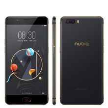in Stock! New Original Nubia M2 4G LTE Mobile Phone 5.5 inch /1920×1080px 1080P 4GB RAM 64GB OS : NubiaUI 4.0(Android N) 3630mAh SmartPhone