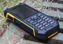 Hot selling outdoor products walkie talkie phone waterproof PTT phone
