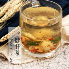The healthy liver tea