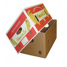 Best Price China Corrugated Paper Fruit Packing Box, Packaging box, Banana Carton box