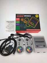 Super Famicom Mini Classic SFC TV Video Handheld Game Console Entertainment System Built-in 621 Classic Games 8 Bit HDMI HD