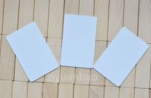 Wholesale-NTAG215 Card NFC Forum Type 2 Tag for All NFC enabled devices ISO14443A NFC Card RFID Smart Tag 1k NTAG215 Chip White Card