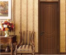 Show the wood door of tianhua