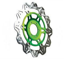 Brake disc for kawasaki Z1000 A1 VR4154GRN motorcycle parts cheap and high quality