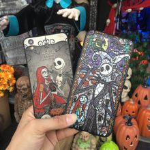 New design Free Shipping TPU Phone Case for iphone 6 The Nightmare Before Christmas Printing
