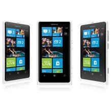 Original Nokia Lumia 800 Unlocked Cell Phone 16GB 8MP 3.7 Inch Refurbished Phone 3G Windows WIFI GPS