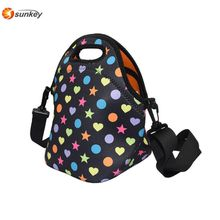 Mass Supply Promotional Price Neoprene Kids Animal Lunch Bag